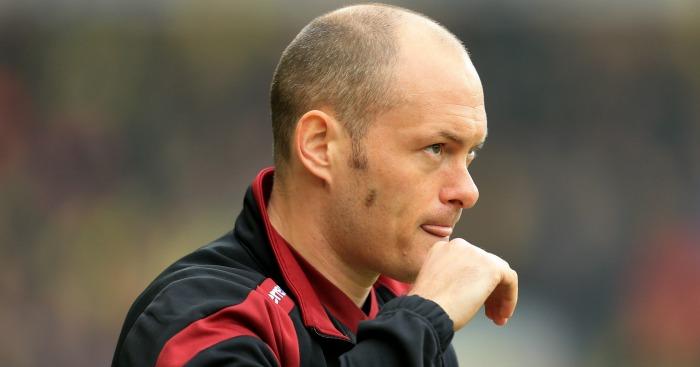 Alex Neil: Watching striker
