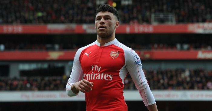 Alex Oxlade-Chamberlain: Linked with Southampton