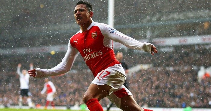 Alexis Sanchez: Passionate about playing