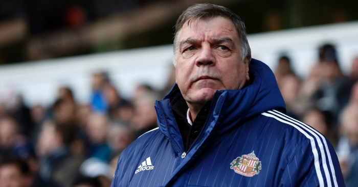Sam Allardyce: Favourite for the England job