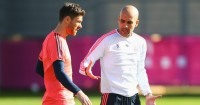 Xabi Alonso (L): Midfielder expects Guardiola to be a hit