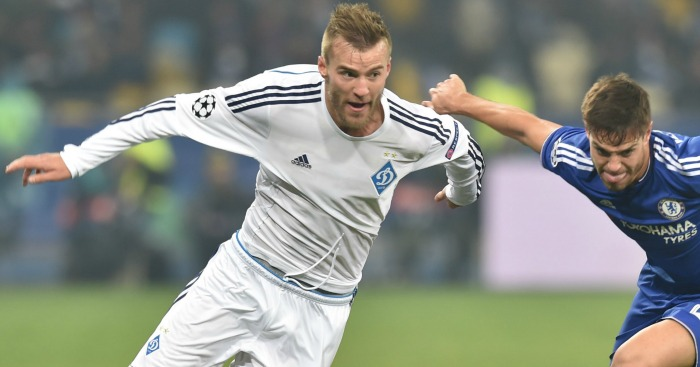 Andriy Yarmolenko: Winger regularly linked to Prem