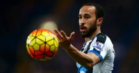 Andros Townsend: Linked with move to Liverpool and Man City