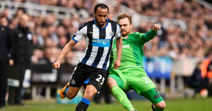 Andros Townsend: Winger adamant Newcastle can stay up