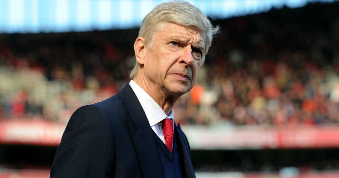 Arsene Wenger: Describes England as his 'second home'