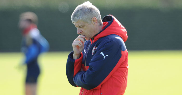 Arsene Wenger: Arsenal boss as motivated as ever