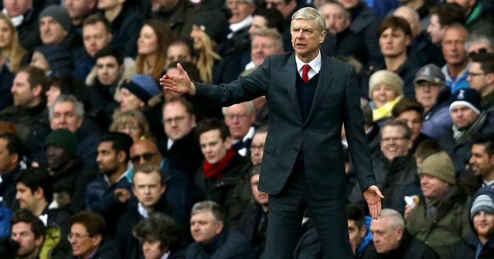 Arsene Wenger: Worried fan anger could affect Arsenal players