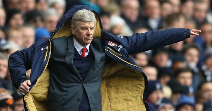 Arsene Wenger: Says Arsenal have done their job against Leicester