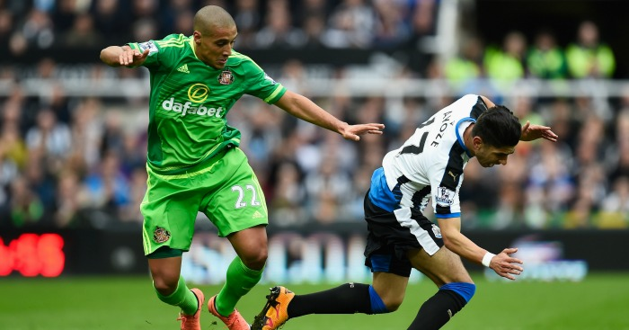Wahbi Khazri: All-action display for Sunderland