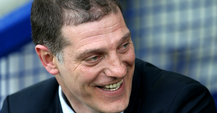 Slaven Bilic: Proud of his West Ham team