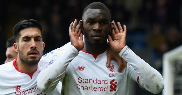 Christian Benteke: Moves to Crystal Palace