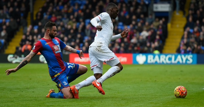 Christian Benteke: Won Liverpool's controversial penalty