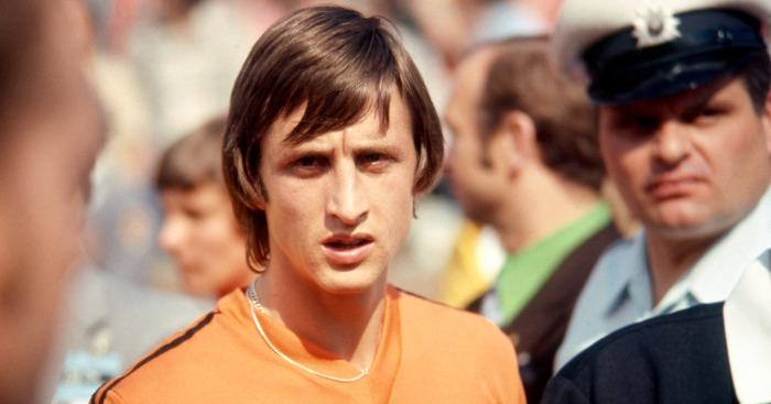 Johan Cruyff: Died, aged 68