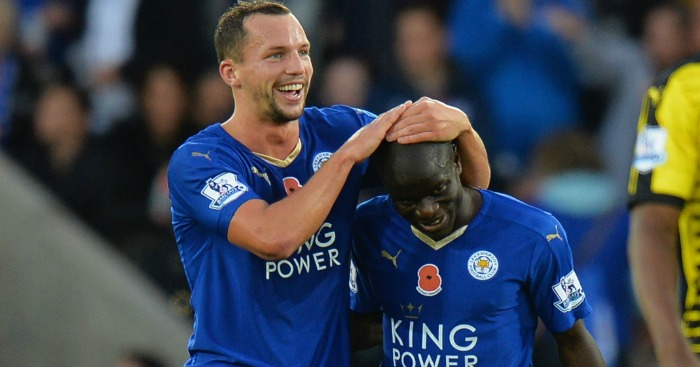 Danny Drinkwater: England call
