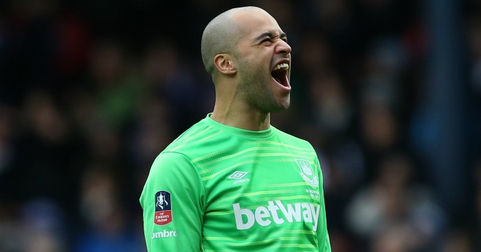 Darren Randolph: Happy to commit to new contract