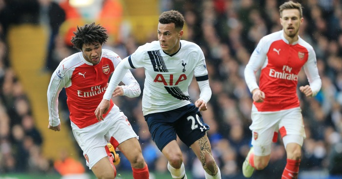 Dele Alli: Tottenham midfielder battling injuries
