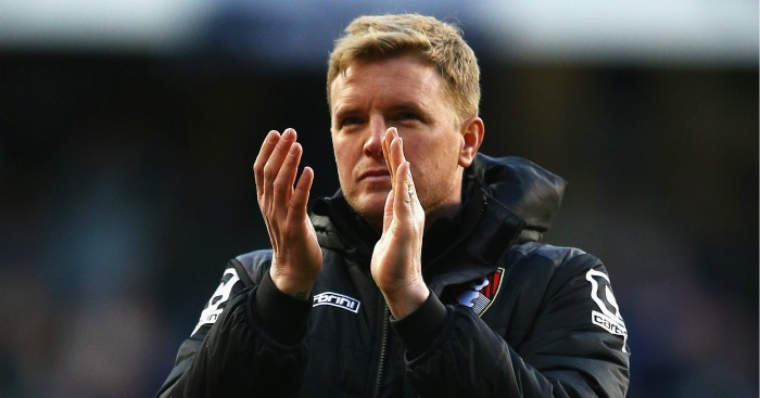 Eddie Howe: Pleased with win
