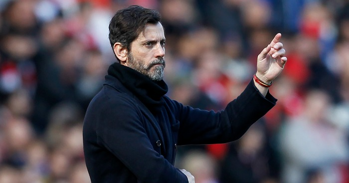 Quique Sanchez Flores: Will make changes against West Ham