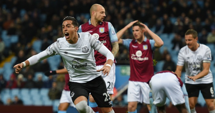 Funes Mori: Scored opening goal in routine win