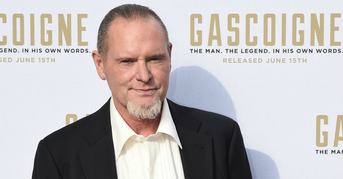 Paul Gascoigne: Hoping for better year