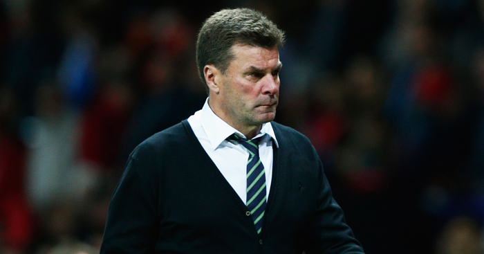 Dieter Hecking: Guided Wolsfburg into quarters