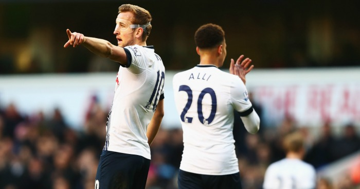Kane and Alli: Deadly Premier League pair