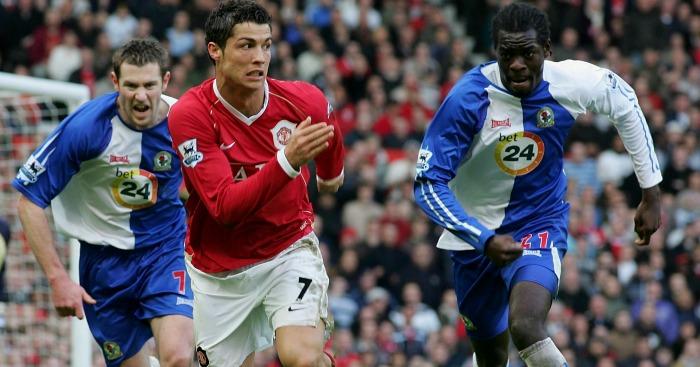Cristiano Ronaldo: Forward in his Man Utd pomp