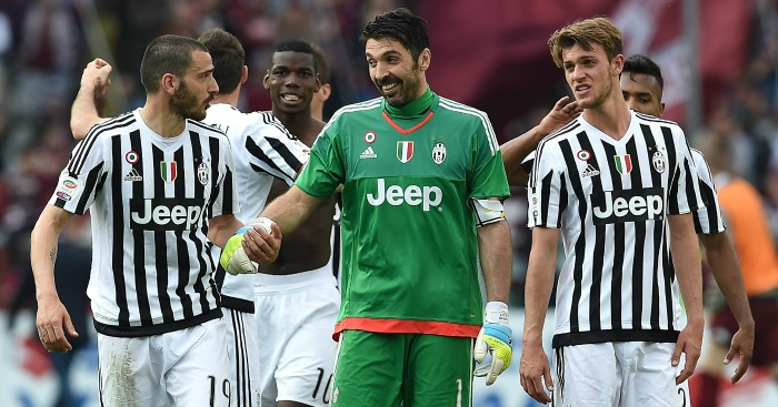 Gianluigi Buffon: Broke 22-year Serie A record