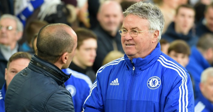 Guus Hiddink: Said Diego Costa was provoked by Everton players