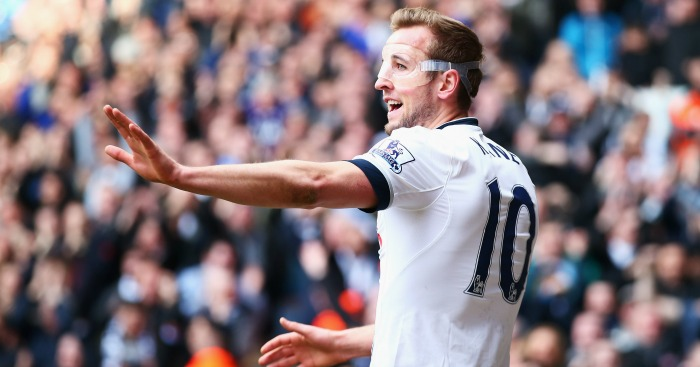 Harry Kane: Tottenham striker fit to face Stoke City