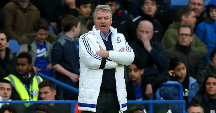 Guus Hiddink: Says Chelsea deserved controversial penalty