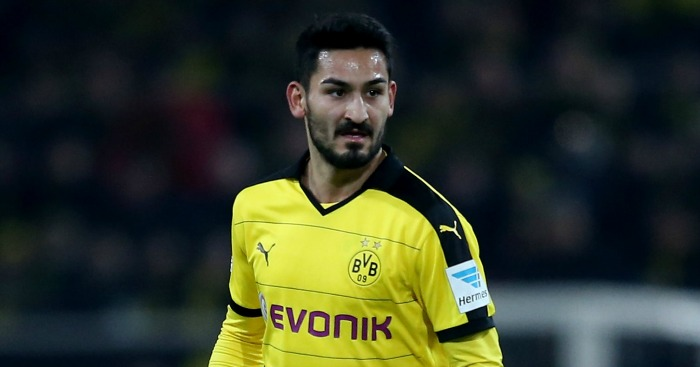 Ilkay Gundogan: Signed for City
