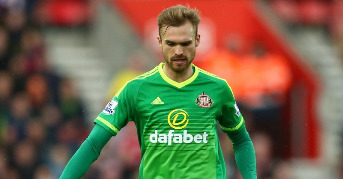 Jan Kirchhoff: Feeling upbeat after Sunderland drew at Newcastle