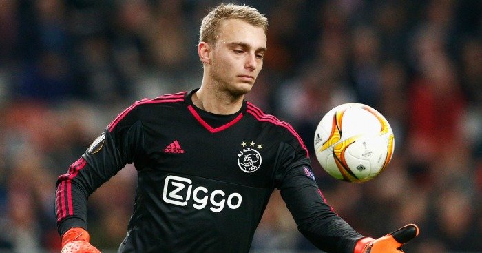 Jasper Cillessen: Linked with Everton switch