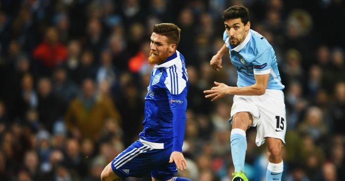 Jesus Navas: Came closest for City