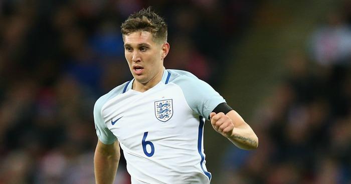 John Stones: England defender praised by Roy Hodgson
