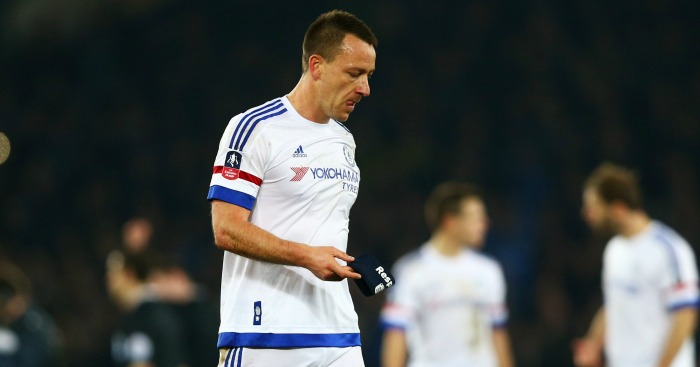 John Terry: Hoping to be remembered at Chelsea