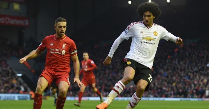 Liverpool v Man Utd: Too close to call