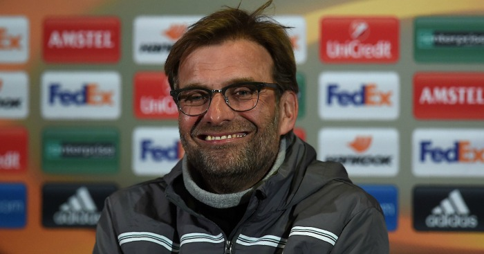 Jurgen Klopp: Unimpressed by 12pm kick-off at Swansea