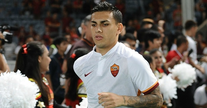 Leandro Paredes: Linked with move to Liverpool