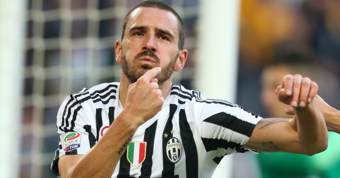 Leonardo Bonucci: Wanted by Guardiola
