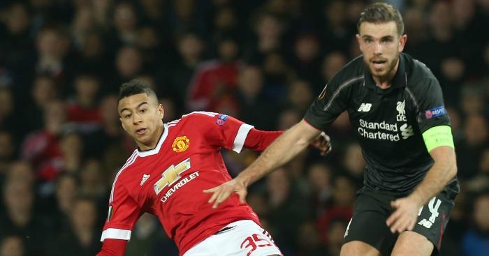 Jordan Henderson: Savours battles with Man Utd