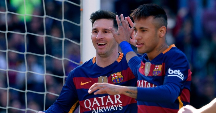Neymar: Document reveals salary is dwarved by Lionel Messi's