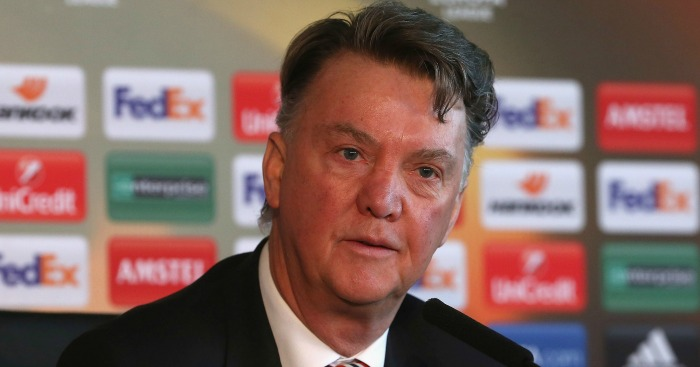 Louis van Gaal: Reign at Man Utd is over