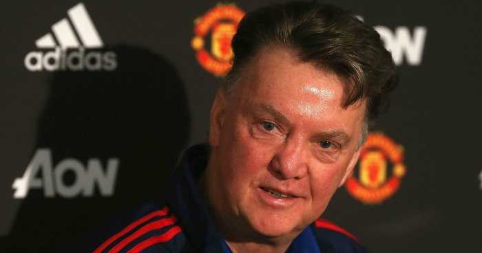 Louis van Gaal: Feels Spurs aren't much better than United
