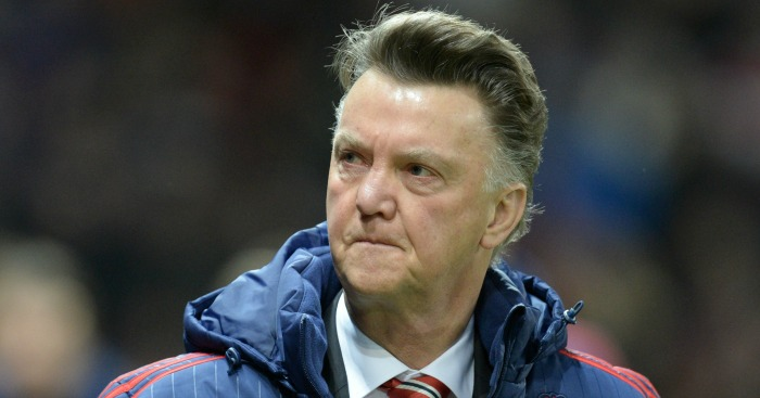Louis van Gaal: Criticised by Paul Ince