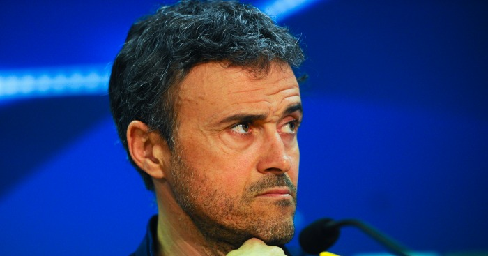 Luis Enrique: Praise for Wenger