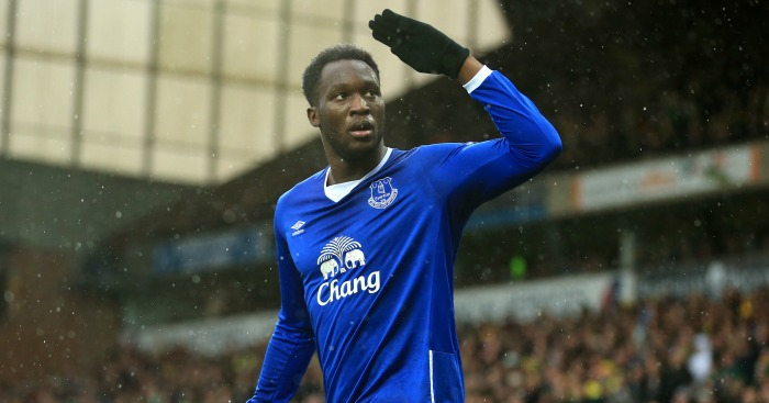 Romelu Lukaku: Eyeing a move away