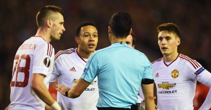 Manchester United: Beaten 2-0 by Liverpool