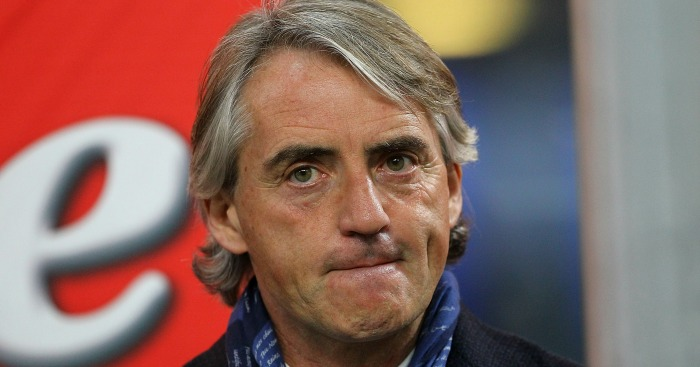 Roberto Mancini: Not going to Arsenal